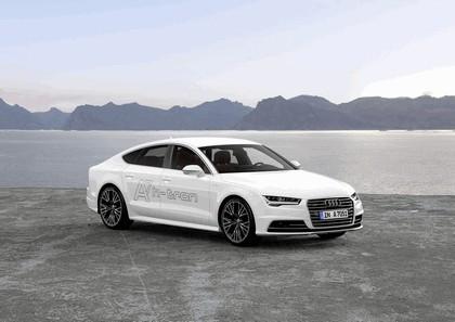 2014 Audi A7 Sportback h-tron quattro 1
