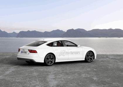 2014 Audi A7 Sportback h-tron quattro 2