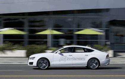2014 Audi A7 Sportback h-tron quattro 6