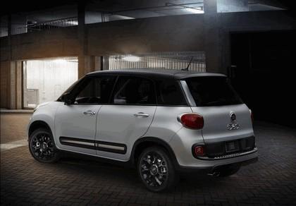 2015 Fiat 500L Urbana Trekking 2