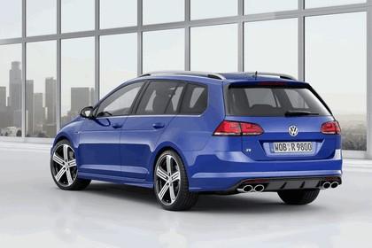 2014 Volkswagen Golf ( VII ) R Estate 2
