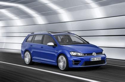 2014 Volkswagen Golf ( VII ) R Estate 5