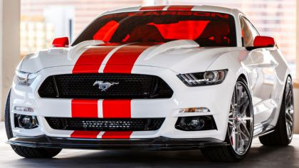 2014 Ford Mustang by 3D Carbon 8