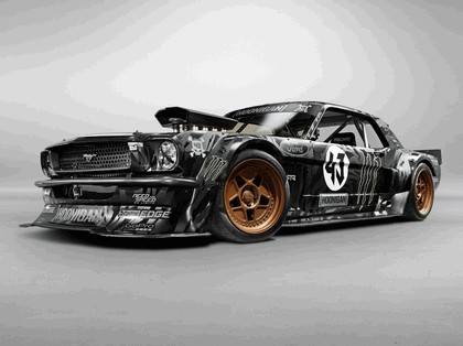 2014 Ford Mustang by Ken Block 2