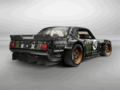 2014 Ford Mustang by Ken Block 3