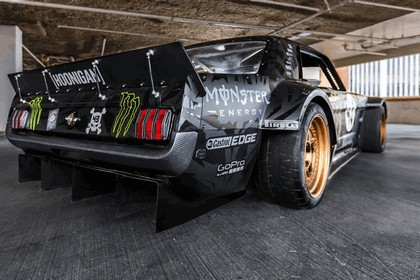 2014 Ford Mustang by Ken Block 8