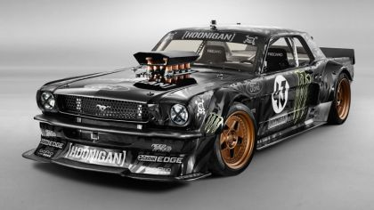 2014 Ford Mustang by Ken Block 5