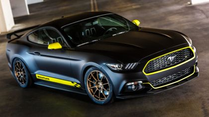 2014 Ford Mustang by Mountune 9