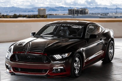 2014 Ford Mustang with King Cobra Parts package 1