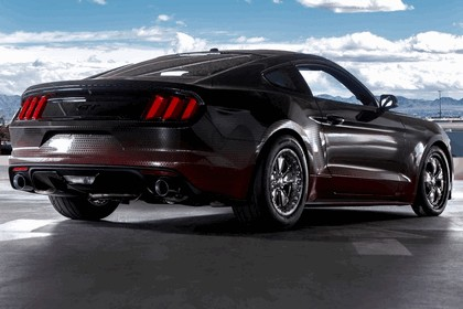 2014 Ford Mustang with King Cobra Parts package 2