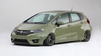 2014 Honda Fit Kylie Tjin Special Edition 6