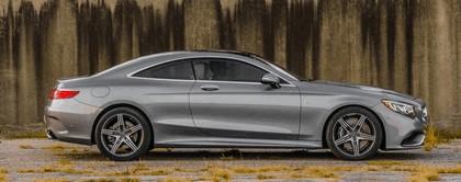 2015 Mercedes-Benz S63 AMG coupé - USA version 10