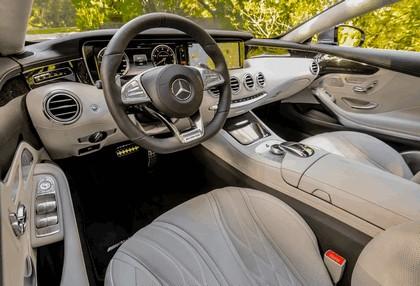 2015 Mercedes-Benz S63 AMG coupé - USA version 16