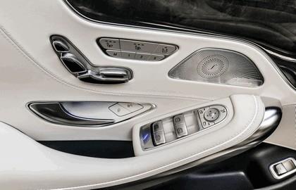 2015 Mercedes-Benz S63 AMG coupé - USA version 18