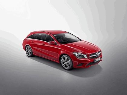 2014 Mercedes-Benz CLA Shooting Brake 4