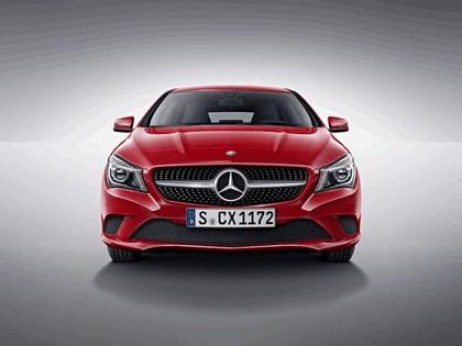 2014 Mercedes-Benz CLA Shooting Brake 5