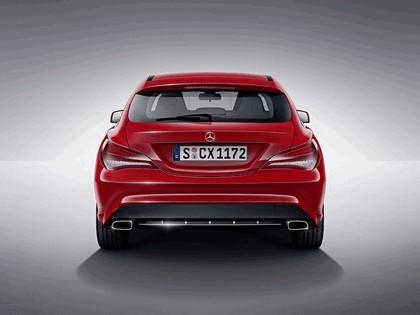 2014 Mercedes-Benz CLA Shooting Brake 6