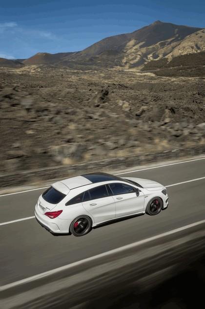 2014 Mercedes-Benz CLA 45 AMG Shooting Brake 5