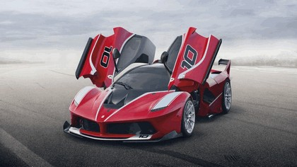 2014 Ferrari FXX K 5