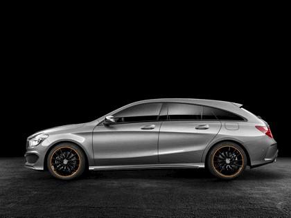 2014 Mercedes-Benz CLA 250 4Matic Shooting Brake 2