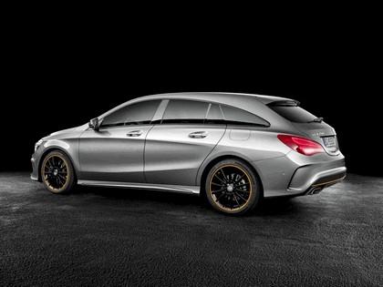 2014 Mercedes-Benz CLA 250 4Matic Shooting Brake 3