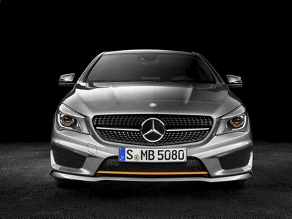 2014 Mercedes-Benz CLA 250 4Matic Shooting Brake 4