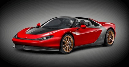 2014 Ferrari Sergio by Pininfarina 1