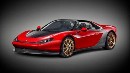2014 Ferrari Sergio by Pininfarina 9