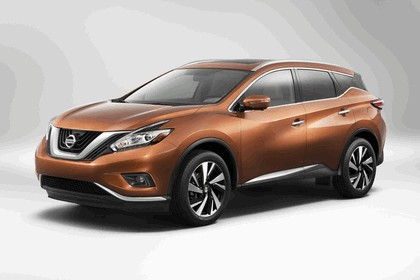 2014 Nissan Murano - USA version 1