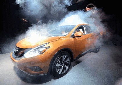 2014 Nissan Murano - USA version 19