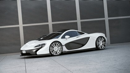 2014 McLaren P1 by Wheelsandmore 2