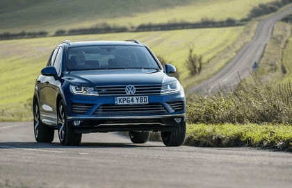 2014 Volkswagen Touareg R-Line - UK version 2