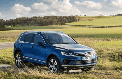2014 Volkswagen Touareg R-Line - UK version 5