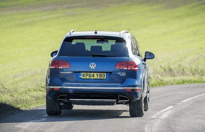 2014 Volkswagen Touareg R-Line - UK version 7