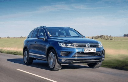 2014 Volkswagen Touareg R-Line - UK version 8