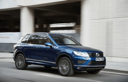 2014 Volkswagen Touareg R-Line - UK version 10