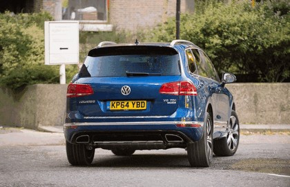2014 Volkswagen Touareg R-Line - UK version 12