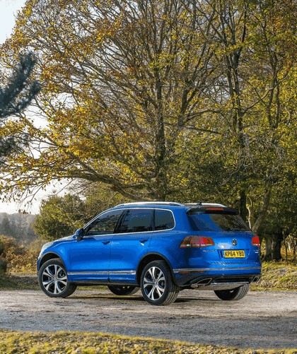 2014 Volkswagen Touareg R-Line - UK version 24