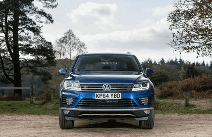2014 Volkswagen Touareg R-Line - UK version 31