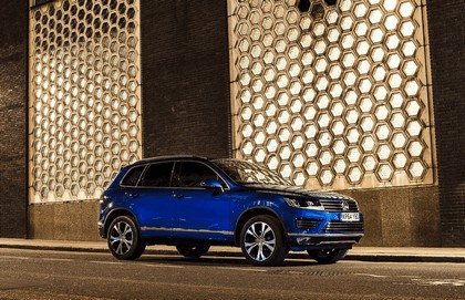 2014 Volkswagen Touareg R-Line - UK version 33