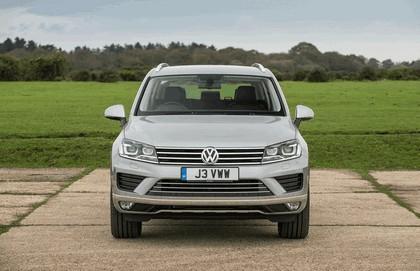 2014 Volkswagen Touareg SE - UK version 7