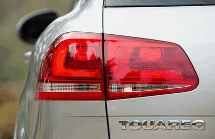 2014 Volkswagen Touareg SE - UK version 30