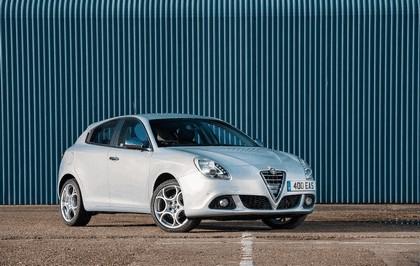 2014 Alfa Romeo Giulietta Business Edition - UK version 1
