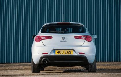 2014 Alfa Romeo Giulietta Business Edition - UK version 5