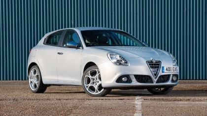 2014 Alfa Romeo Giulietta Business Edition - UK version 3
