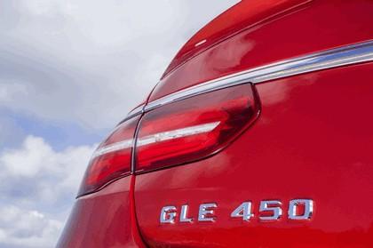 2015 Mercedes-Benz GLE 450 AMG coupé 19