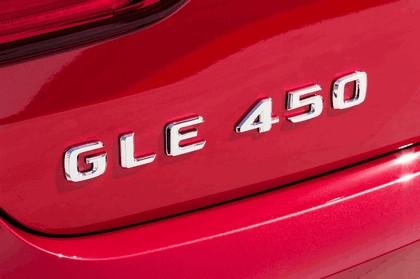 2015 Mercedes-Benz GLE 450 AMG coupé 20