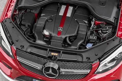 2015 Mercedes-Benz GLE 450 AMG coupé 23