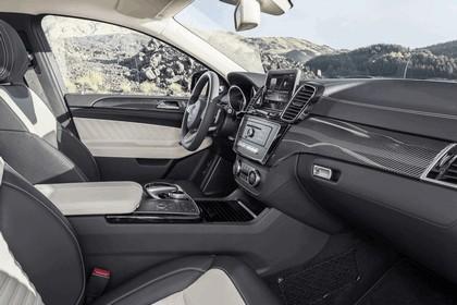2015 Mercedes-Benz GLE 450 AMG coupé 24