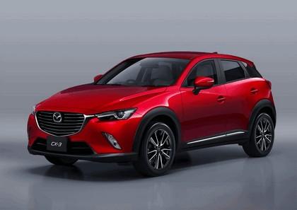 2015 Mazda CX-3 1